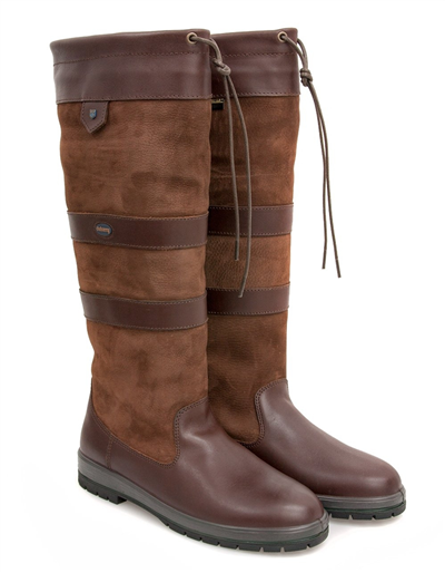 Dubarry Galway Boots - Walnut