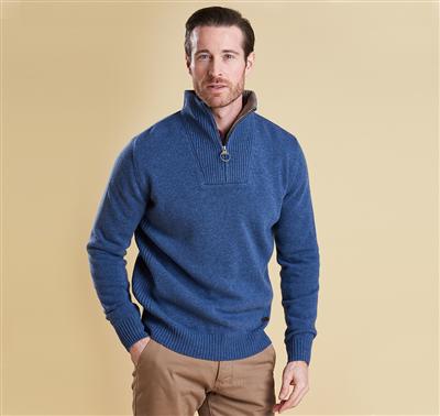 Barbour Nelson Half Zip Sweater e15d295e181d